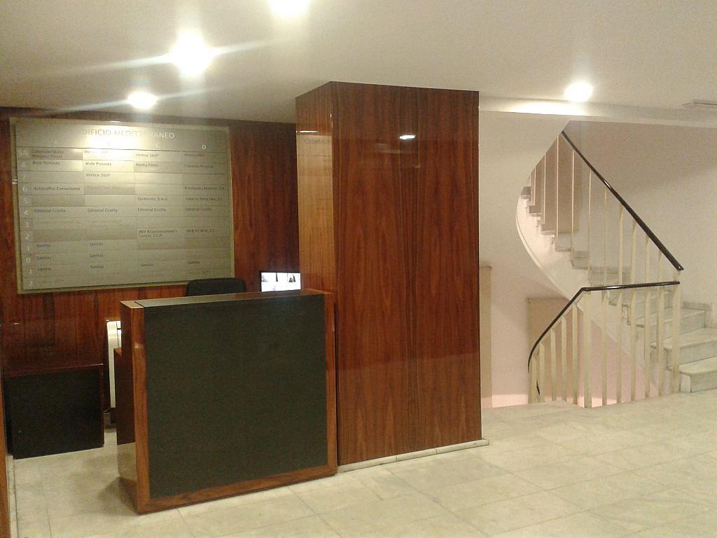 Oficina en alquiler en calle Balmes, Sant Gervasi – Galvany en Barcelona - 211001664