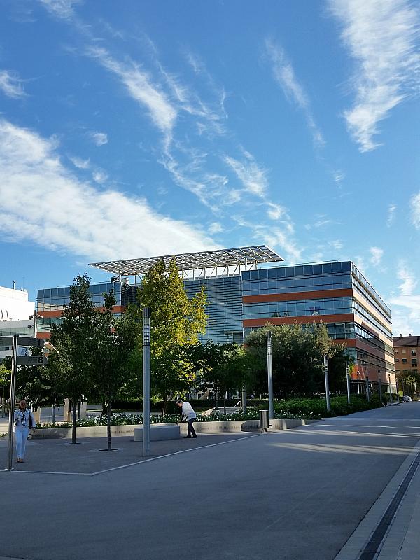 Oficina en alquiler en calle De la Pau, Almeda en Cornellà de Llobregat - 213040674