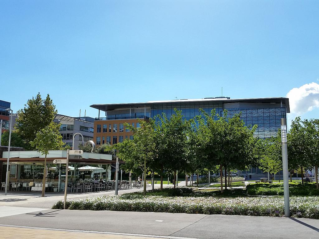 Oficina en alquiler en calle De la Pau, Almeda en Cornellà de Llobregat - 213040789