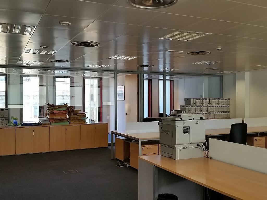 Oficina en alquiler en calle Diputació, Eixample dreta en Barcelona - 226644225