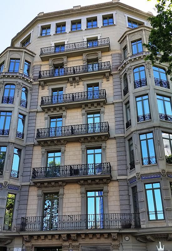 Oficina en alquiler en paseo De Gràcia, Eixample dreta en Barcelona - 230425505