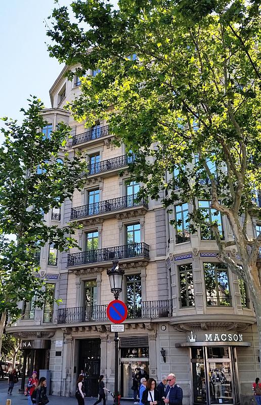 Oficina en alquiler en paseo De Gràcia, Eixample dreta en Barcelona - 230425511