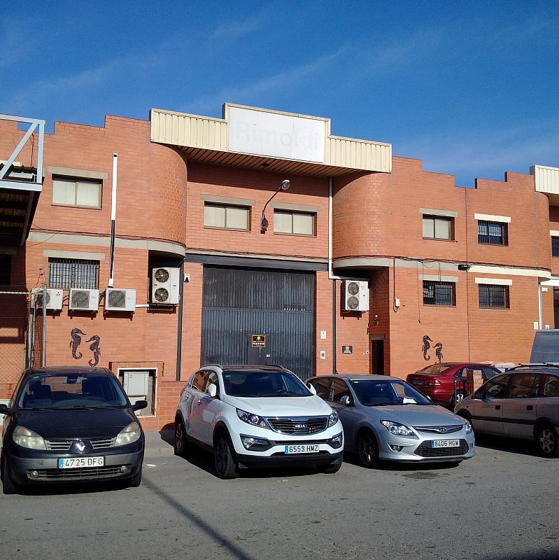 Nave en alquiler opción compra en calle Cobalt, Almeda en Cornellà de Llobregat - 242058871