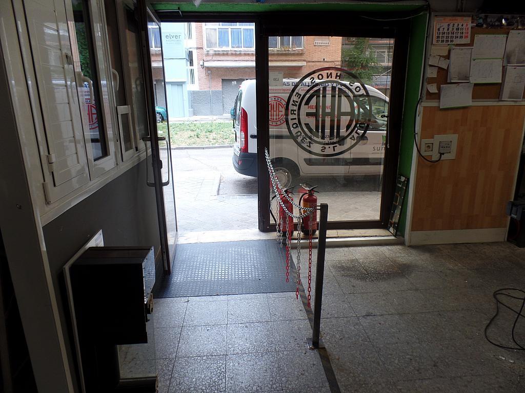Local en alquiler en San Fermín en Madrid - 288709961