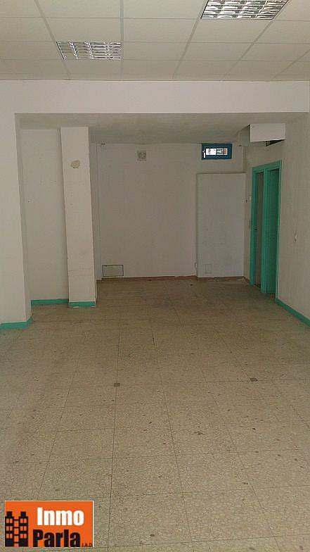 Local comercial en alquiler en calle Santiago Ramón y Caljal, Humanes de Madrid - 230956707