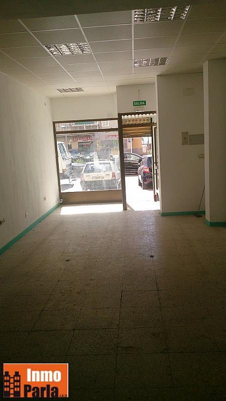 Local comercial en alquiler en calle Santiago Ramón y Caljal, Humanes de Madrid - 230956710