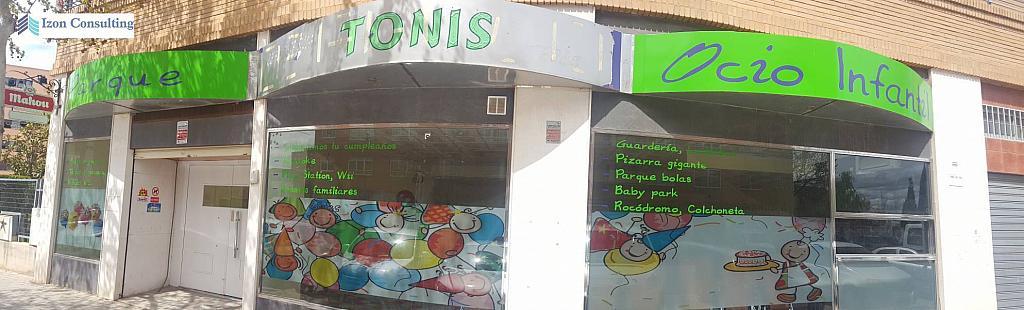 Foto - Local comercial en alquiler en parque Linealpiscina, Albacete - 263720106