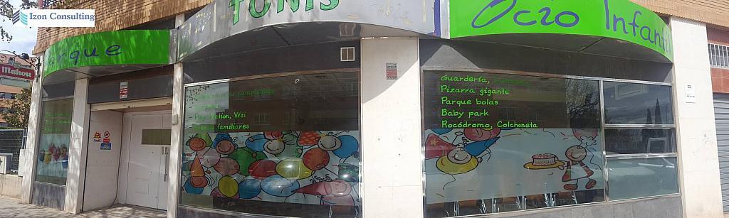 Foto - Local comercial en alquiler en parque Linealpiscina, Albacete - 263720112