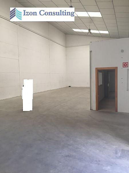 Foto - Nave industrial en alquiler en polígono Campollano, Albacete - 316957781