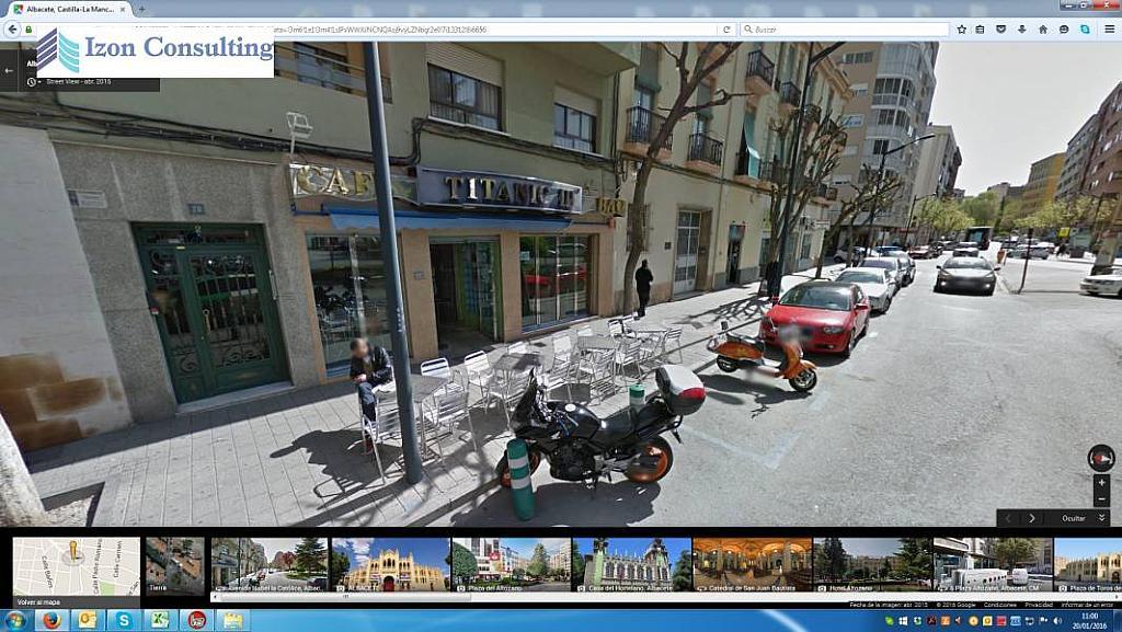 Foto - Local comercial en alquiler en calle Centro, Centro en Albacete - 238633593