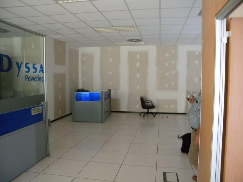 Oficina en alquiler en calle Selva, Prat de Llobregat, El - 120836868