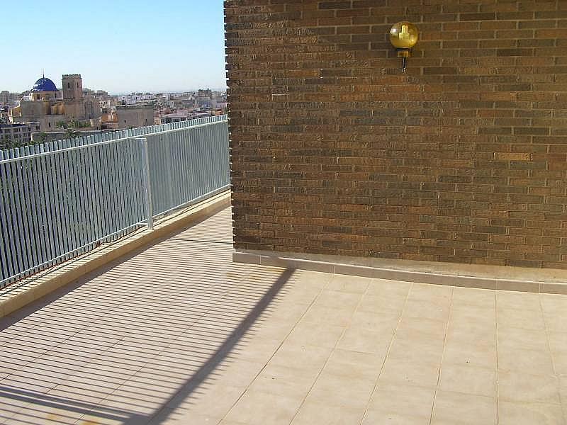 Foto - Ático en alquiler en calle Centro, El Raval - Centro en Elche/Elx - 282704835
