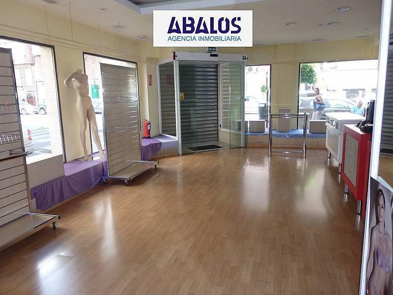 Foto - Local comercial en alquiler en calle Asilo Pisos Azules, Centro (Paseo Germanías - Asilo - Pla) en Elche/Elx - 290602117