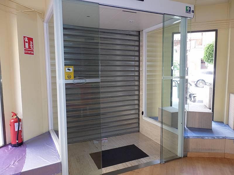 Foto - Local comercial en alquiler en calle Asilo Pisos Azules, Centro (Paseo Germanías - Asilo - Pla) en Elche/Elx - 290602120