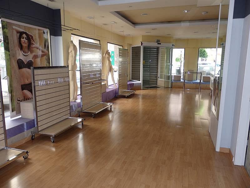 Foto - Local comercial en alquiler en calle Asilo Pisos Azules, Centro (Paseo Germanías - Asilo - Pla) en Elche/Elx - 290602162