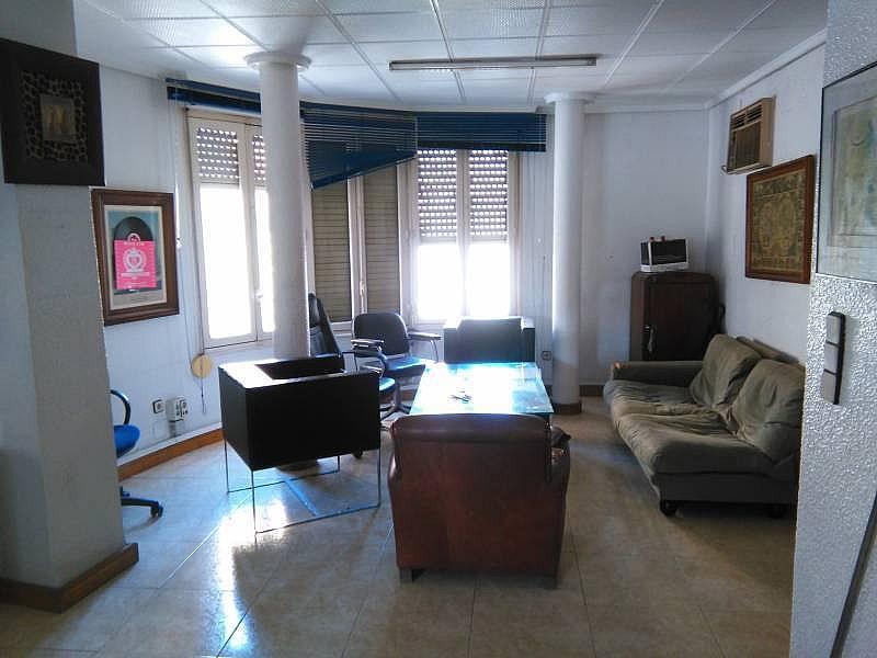 Foto - Oficina en alquiler en calle Asilo Pisos Azules, Centro (Paseo Germanías - Asilo - Pla) en Elche/Elx - 193448352