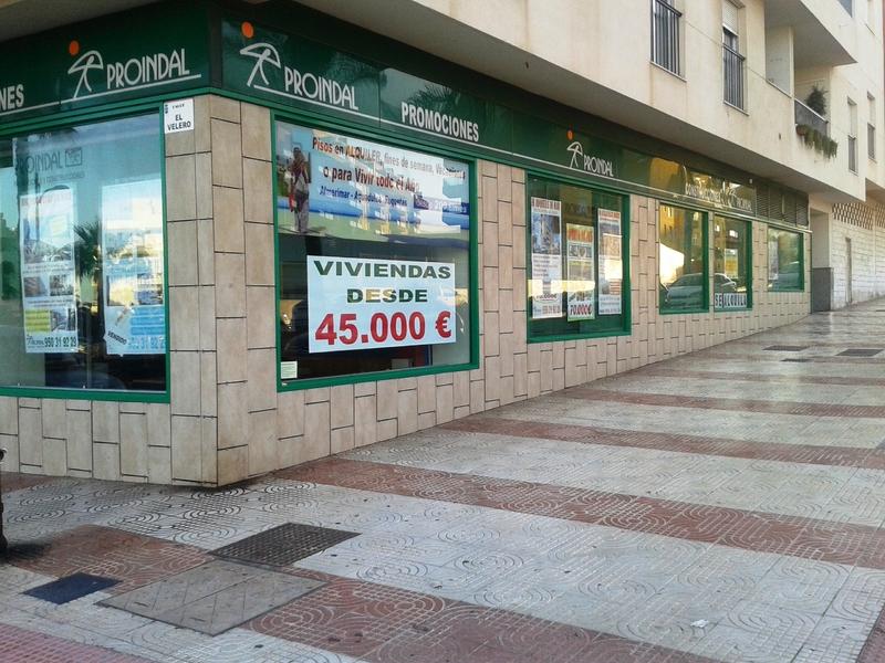 Local comercial en alquiler en calle Velero, Nucleo Urbano en Roquetas de Mar - 121486284