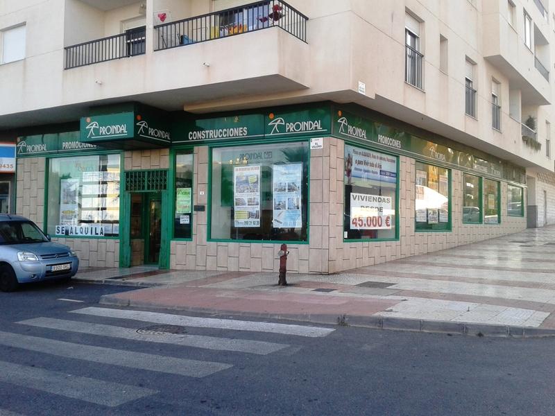 Local comercial en alquiler en calle Velero, Nucleo Urbano en Roquetas de Mar - 121486303
