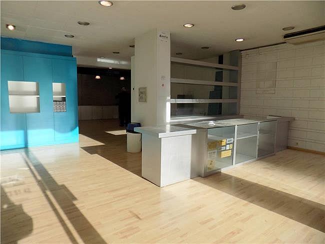 Local comercial en alquiler en Sagrada familia en Manresa - 321368696