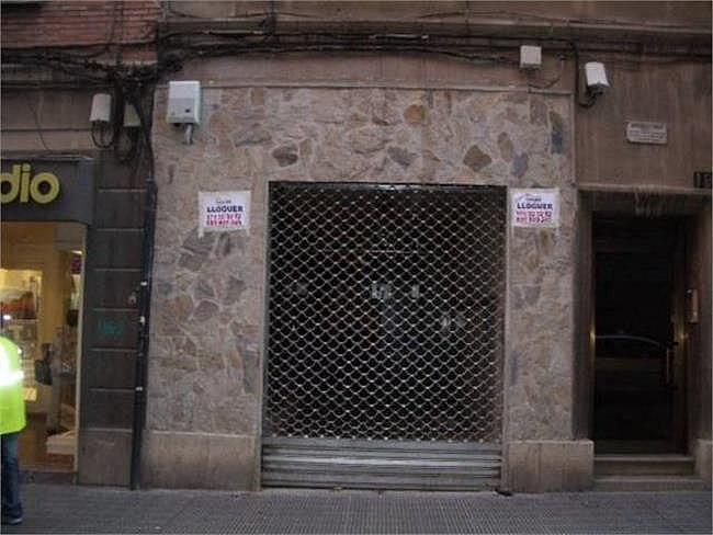 Local comercial en alquiler en Lleida - 347597764