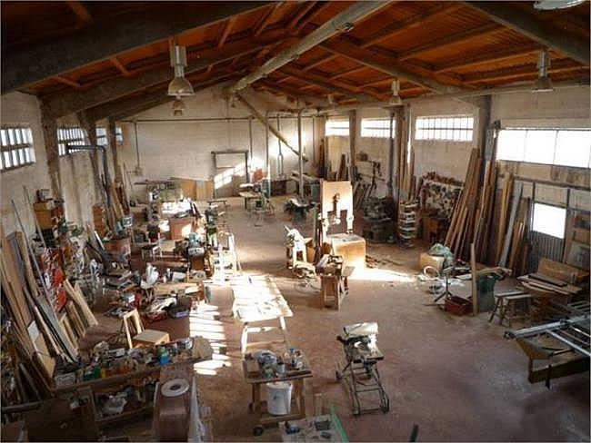 Nave industrial en alquiler en Rosselló - 306124481