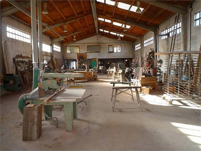 Nave industrial en alquiler en Rosselló - 306124484