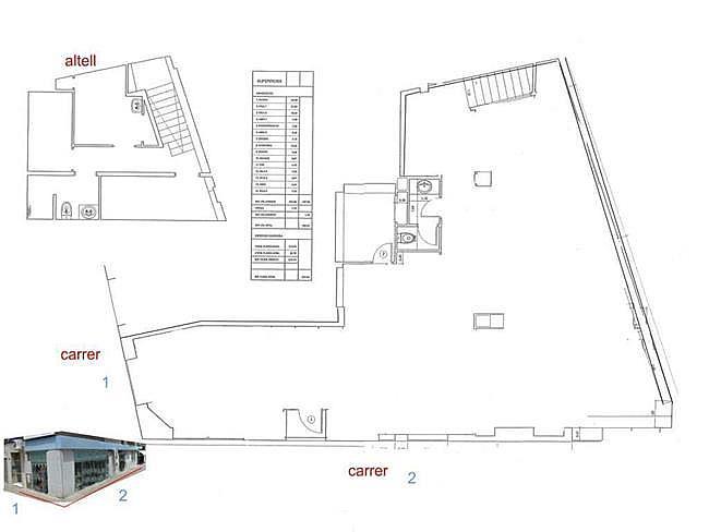 Local comercial en alquiler en Lleida - 306128570