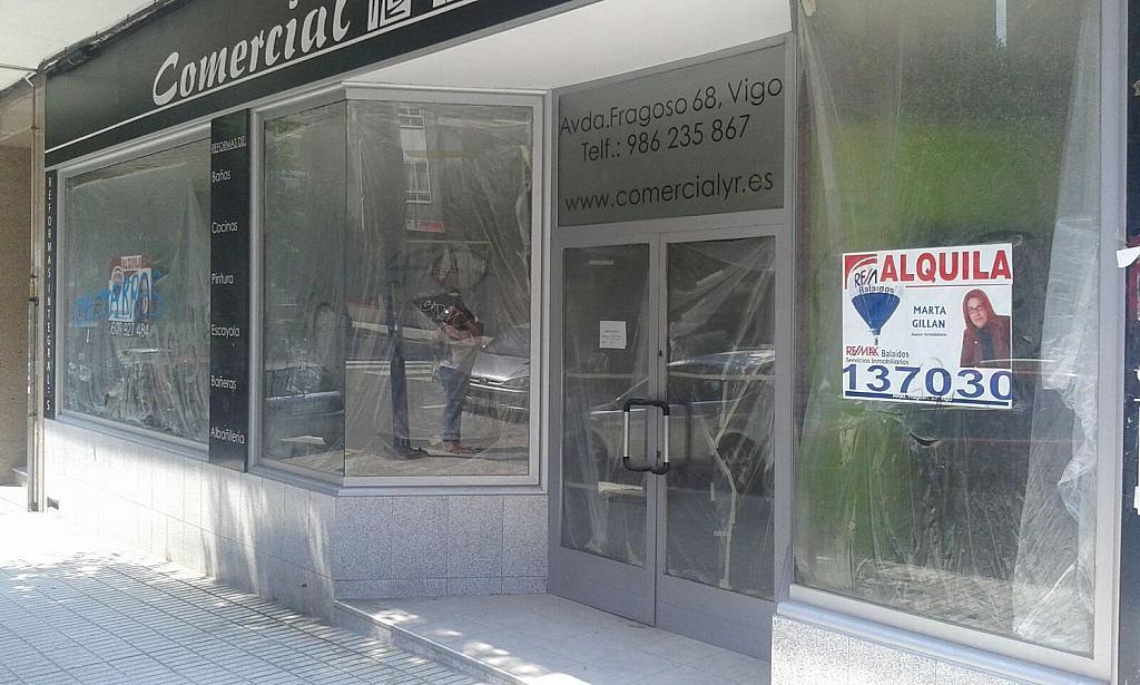 Local comercial en alquiler en calle Do Fragoso, As Travesas-Balaídos en Vigo - 344934644
