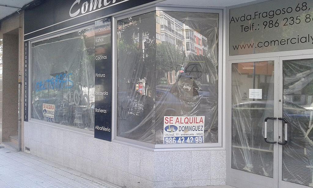 Local comercial en alquiler en calle Do Fragoso, As Travesas-Balaídos en Vigo - 344934656