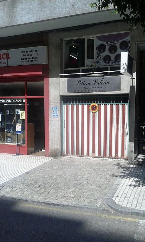 Garaje en alquiler en calle Fragoso, As Travesas-Balaídos en Vigo - 359445779