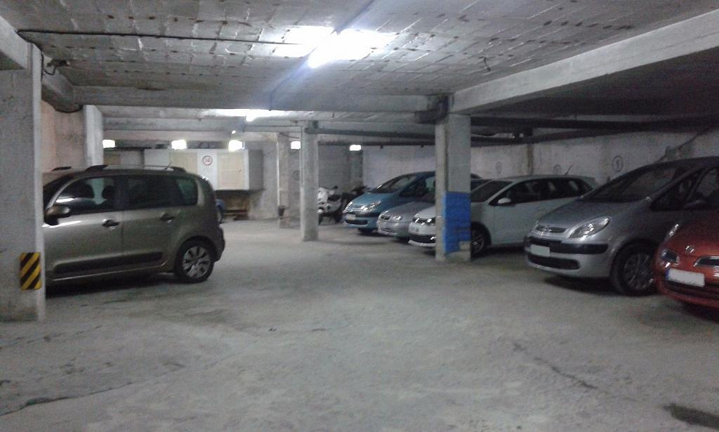 Garaje en alquiler en calle Fragoso, As Travesas-Balaídos en Vigo - 359445782