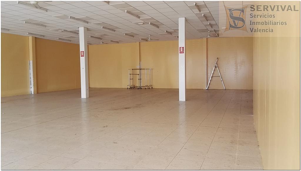 Local comercial en alquiler en calle Solidaritat, Barrio del Cristo en Aldaia - 269430140