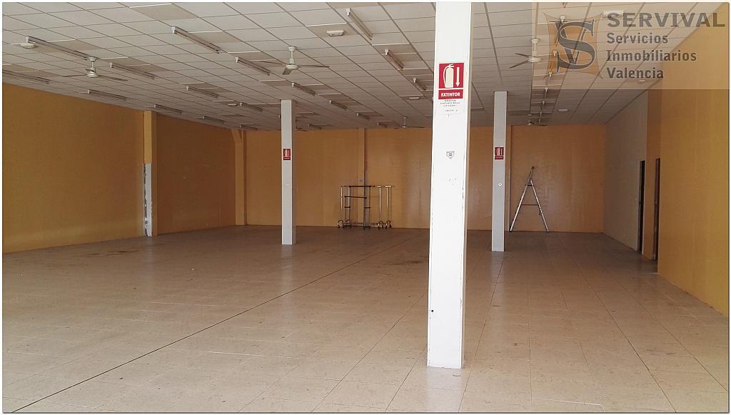 Local comercial en alquiler en calle Solidaritat, Barrio del Cristo en Aldaia - 269430142