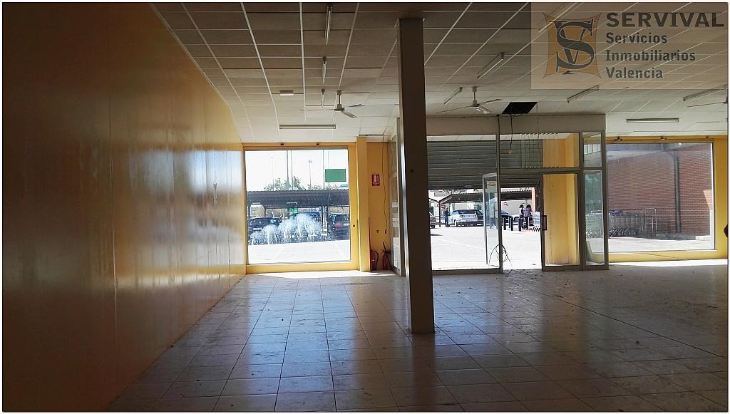 Local comercial en alquiler en calle Solidaritat, Barrio del Cristo en Aldaia - 269430144