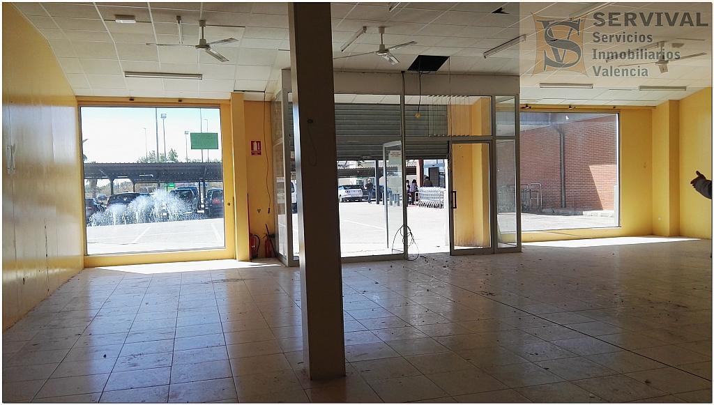 Local comercial en alquiler en calle Solidaritat, Barrio del Cristo en Aldaia - 269430145