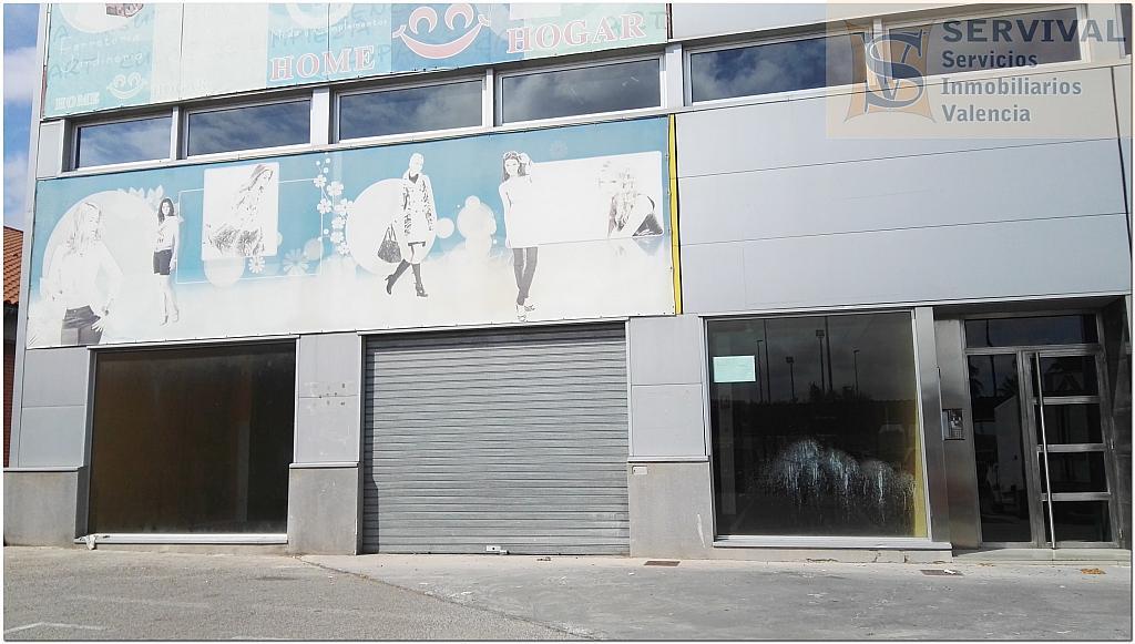 Local comercial en alquiler en calle Solidaritat, Barrio del Cristo en Aldaia - 269430150