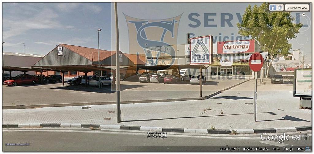 Local comercial en alquiler en calle Solidaritat, Barrio del Cristo en Aldaia - 269430151