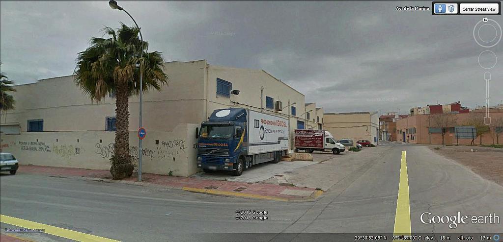 Nave en alquiler en calle De la Marina, Bonrepòs i Mirambell - 280252748
