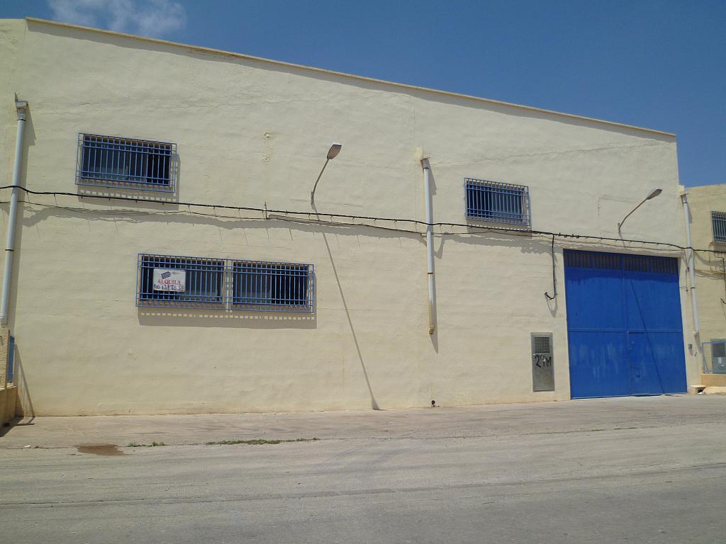 Nave en alquiler en calle De la Marina, Bonrepòs i Mirambell - 280253943