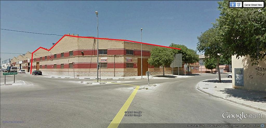 Nave en alquiler en calle Sant de la Pedra, Aldaia - 321200723