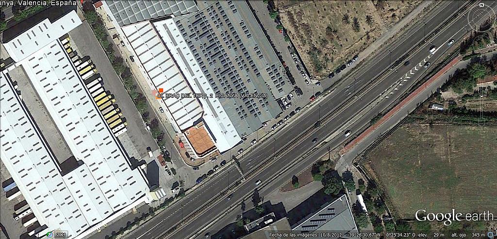 Oficina en alquiler en calle Braç del Terç, Picanya - 127753598