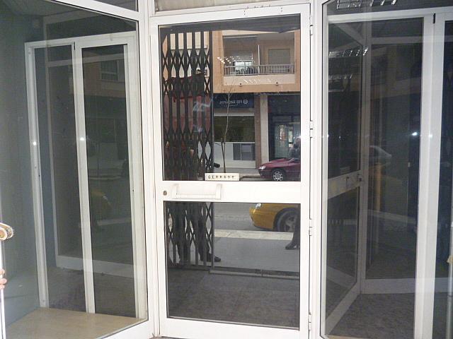 Local comercial en alquiler en carretera Ribarroja, Manises - 174572660