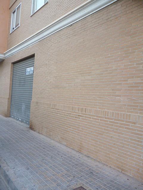 Local comercial en alquiler en calle Gandia, Manises - 175180800