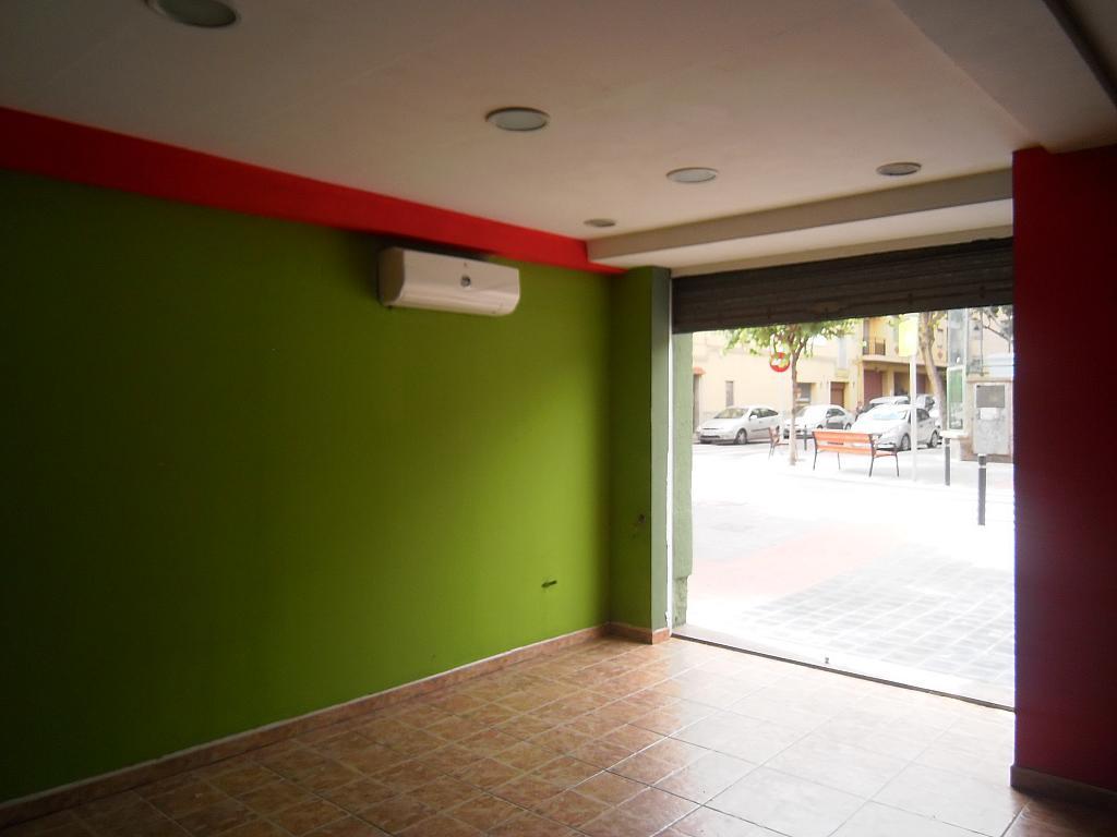 Local comercial en alquiler en calle Ramon la Porta, Quart de Poblet - 211242380