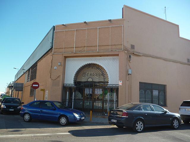Nave en alquiler en calle San Maritn, El Carmen en Alaquàs - 220417533
