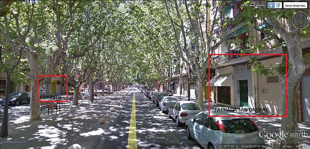Local comercial en alquiler en calle San Onofre, Quart de Poblet - 224446471