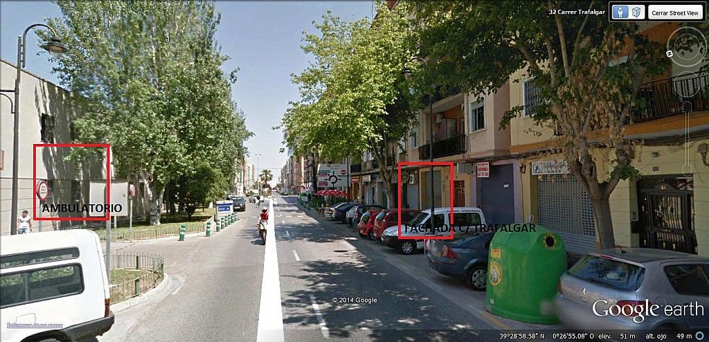 Local comercial en alquiler en calle San Onofre, Quart de Poblet - 224446474
