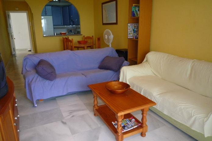 Salón - Apartamento en alquiler en calle A, Torrox-Costa en Torrox - 95709609