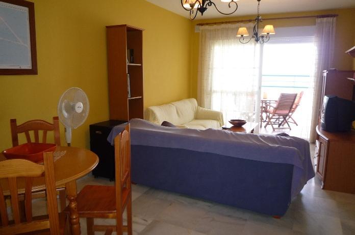 Salón - Apartamento en alquiler en calle A, Torrox-Costa en Torrox - 95709618