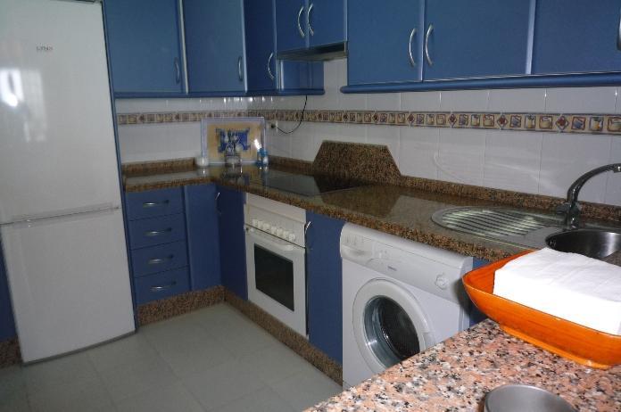Cocina - Apartamento en alquiler en calle A, Torrox-Costa en Torrox - 95709626
